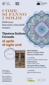 COME SI FANNO I SOLDI @ Auditorium Tipoteca | Cornuda | Veneto | Italia